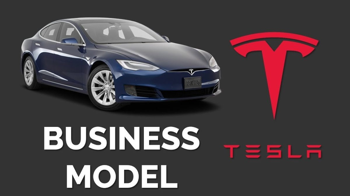 BUSINESS MODEL INNOVATION WITH TESLA