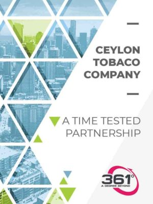 Ceylon Tobacco Company - A time-tested partnership