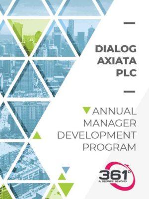 Dialog Axiata PLC CMDP