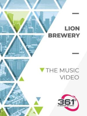 Lion Brewery - The Music Video