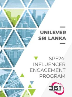 Vaseline SPF24 Influencer Engagement Program