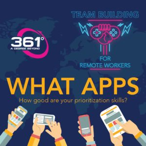 WHAT APPS